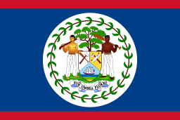Country Flag Belize