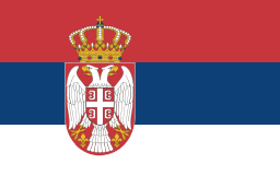 Country Flag Serbia