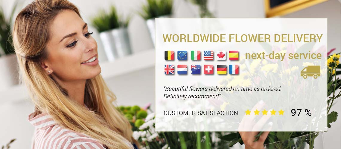 Worldwide Flower Delivery