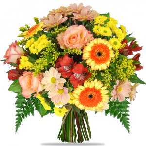 Orange Mango Mix Bouquet