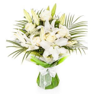 Perfect Lilies Bouquet
