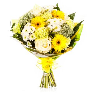 Yellow Surprize Bouquet