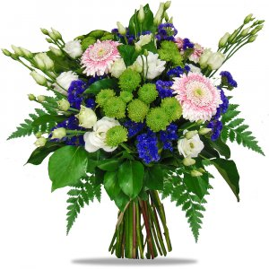 Mixed Bloom Bouquet